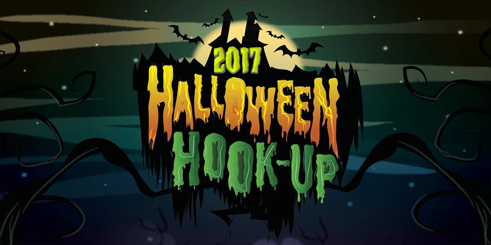 from Hugh hook up on halloween